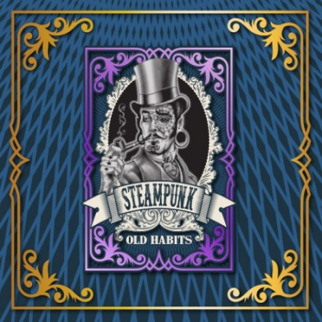 SteamPunk Mix & Vape Old Habits (20ml for 60ml)