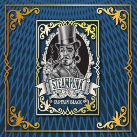 SteamPunk Mix & Vape Captain Black (20ml for 60ml)