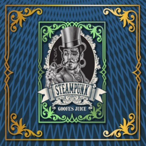 SteamPunk Mix & Vape Goffe's Juice (20ml for 60ml)
