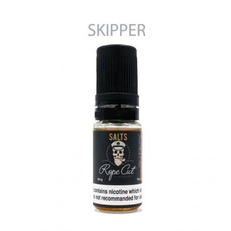 SKIPPER SALT ROPE CUT
