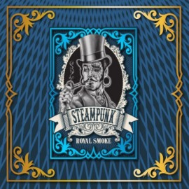 SteamPunk Mix & Vape Royal Smoke (20ml for 60ml)