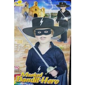 Musked Bandit Hero