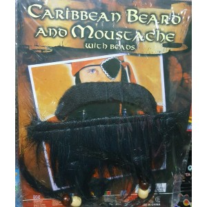 Caribbean Beard and Moustache