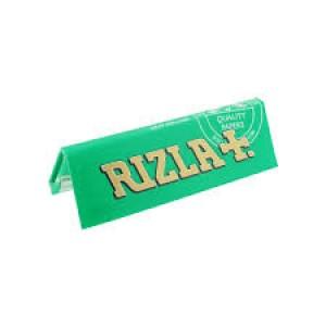 Χαρτάκια στριφτού Rizla Πράσινο