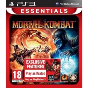 Mortal Kombat (Essentials) PS3