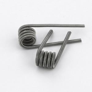 Clapton pre-made coils