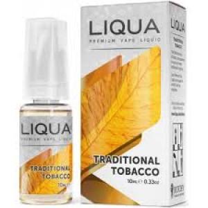 Liqua New Traditional Tobacco 10ml