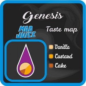 Mad Shake Genesis 15ml (100ml)