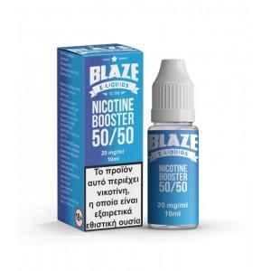 NICOTINE BOOSTER 20MG/ML 50VG/50PG BLAZE