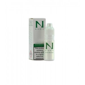 NICNIC 10ML- 20MG NICOTINE SALT 50/50 - VG/PG