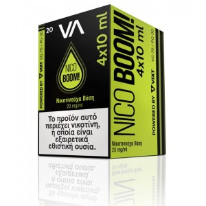 NICO BOOM 20MG/ML 4X10ML INNOVATION