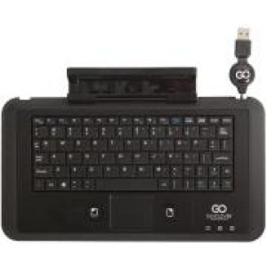 GOCLEVER TOUCHPAD KEYBOARD WITH STAND