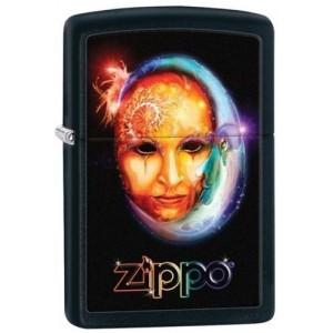 Zippo-Venetian Mask