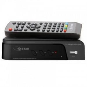 Επίγειος ψηφιακός δέκτης mpeg4 TV STAR T2 525 HD