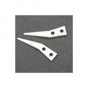 Tweezers replacement head (curve) UD