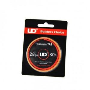 Wire Titanium 10m 0,32mm UD