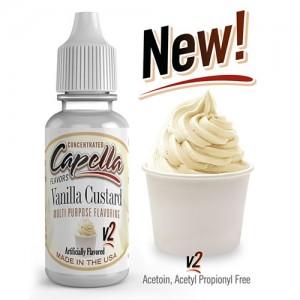 Capella Vanilla Custard V2