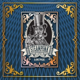 SteamPunk Mix & Vape Lounge (20ml for 60ml)