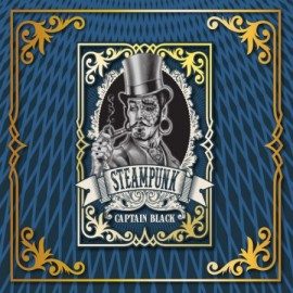 SteamPunk Mix & Vape Captain Black (20ml for 60ml)
