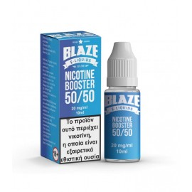 NICOTINE BOOSTER 20MG/ML 50VG/50PG BLAZE